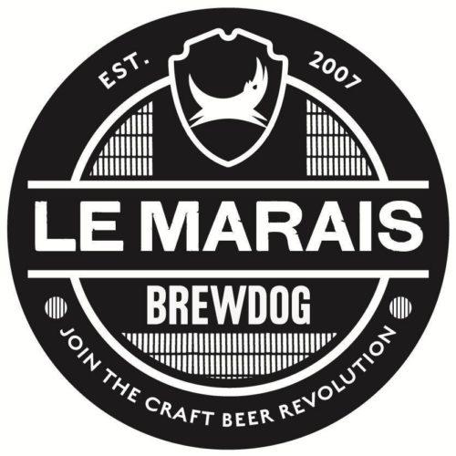 brewdog le marais Overworks